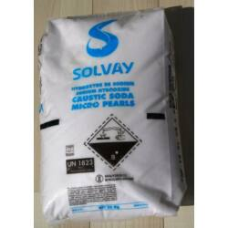 Nátrium-hidroxid apró gyöngyös NaOH  /Lúgkő/ 25 kg-os zsákban ár/kg